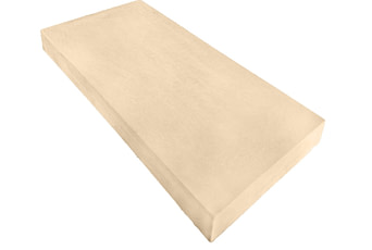 11 inch Flat Coping Stones in Sandstone