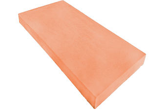 11 inch Terracotta Flat Copings for walls