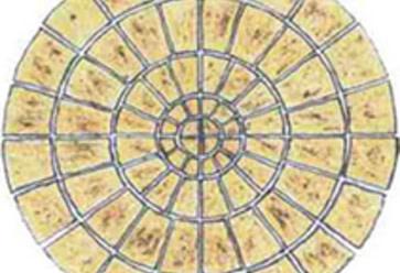 3.9m Patio Circles