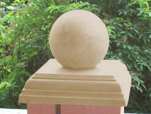 sandstone-stepped-flat-pier-cap-with-ball