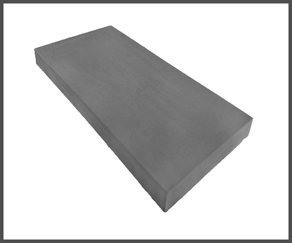 11 inch Flat Coping Charcoal